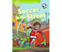ORI 3:SOCCER IN STREET W/CD