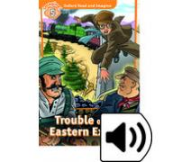 ORI 5:TROUBLE ON THE EASTERN EXPRESS MP3 PK