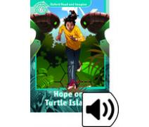 ORI 6:HOPE ON TURTLE ISLAND MP3 PK*