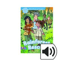 ORI 1:RAINFOREST RESCUE MP3 PK