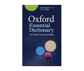 OXFORD ESSENTIAL DIC ENG/ENG/TURKISH